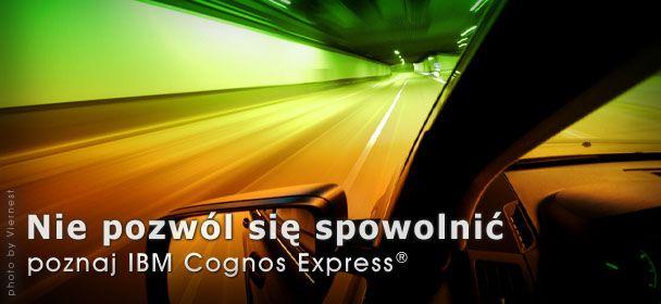IBM Cognos® Express